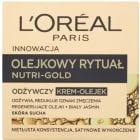 LOREAL Nutri-Gold Olejkowy krem dla skóry suchej 50ml