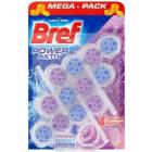 BREF Power Aktiv Zawieszka do wc Lavender 3 sztuki 1szt