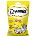 DREAMIES Karma uzupełniająca dla kotów i kociąt z pysznym serem 60g