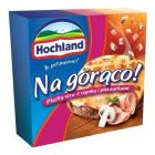 HOCHLAND Na gorąco! Plastry sera z szynką i pieczarkami 144g