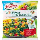 HORTEX Warzywa na Patelnię ze szpinakiem 450g