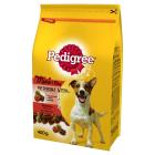 PEDIGREE VITAL PROTECTION Mini Sucha karma dla psów wołowina z warzywami 400g