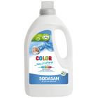 SODASAN Płyn do prania Color - Sensitiv Detergent BIO 1.5 l
