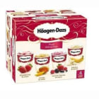 HAAGEN-DAZS Fruit Attraction- Lody 4 smaki 400 ml