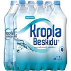 KROPLA BESKIDU Naturalna woda mineralna niegazowana 6x1,5l 1.5l