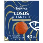 SUEMPOL Classic Łosoś wędzony klasyczny plasterkowany 100g