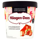HAAGEN-DAZS Strawberry Cheesecake Lody 500 ml