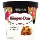 HAAGEN-DAZS Pralines & Cream Lody 500ml