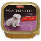 ANIMONDA Vom Feinsten Junior Pokarm dla psa - Wołowina + drób 150g