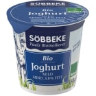 SOBBEKE Jogurt naturalny 3,7% BIO 150g