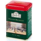 AHMAD TEA Herbata czarna liściasta English Breakfast (puszka) 100g