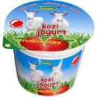 DANMIS Jogurt kozi o smaku truskawkowym 125g