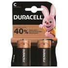 DURACELL Basic LR14 / C / Baterie Alkaliczne 1szt