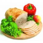 AVES Kurczak faszerowany - plastry 150g
