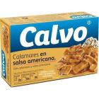 CALVO Kalmary w sosie amerykańskim 115g