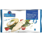 FAMILY FISH Mintaj filety b/s mrożone (650g netto) 1 kg