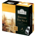 AHMAD TEA Herbata czarna English Tea No.1 100 torebek 1 szt