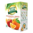SŁONECZNA TŁOCZNIA Sok pomarańczowo-jabłkowy 3l