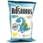 BIO SAURUS Chrupki kukurydziane z solą morską BIO 50g