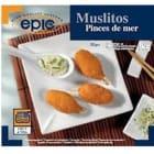 EPIC Muslitos szczypce krabów mrożone 1kg