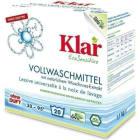 KLAR EcoSensitive Proszek do prania uniwersalny (orzechy) BIO 1.1kg