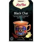 YOGI TEA Herbata czarna Black Chai z imbirem i cynamonem 17 torebek BIO 41g
