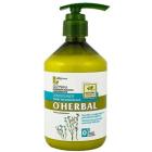 O`HERBAL Odżywka do włosów suchych i zniszczonych z ekstraktem z lnu 500ml