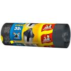 JAN NIEZBĘDNY Worki na śmieci z taśmą 35l 18 szt 1szt