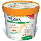 VALSOIA Lody migdałowe o smaku straccitella w kubełku 600ml