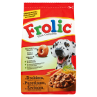 FROLIC Pokarm dla psów z drobiem warzywami i zbożami 500g