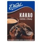 WEDEL Kakao ciemne z Ghany 80g