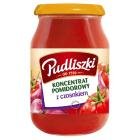 PUDLISZKI Koncentrat pomidorowy z czosnkiem 200g