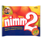 NIMM2 Cukierki pomarańczowo-cytrynowe z sokiem 90g