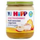 HIPP Moje Śniadanko Musli owocowe z jogurtem BIO - po 9 miesiącu 160g