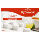 CUKIER KRÓLEWSKI Cukier biały- kostka 1kg