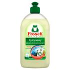 FROSCH Balsam do mycia naczyń o zapachu cytrynowym 500ml