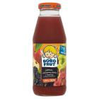 BOBO FRUT Sok 100% jabłko, winogrona, malina i aronia - po 6 miesiącu 300ml
