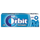 ORBIT Peppermint Guma do żucia w torebce 25 drażetek 35 g