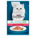 GOURMET Perle Pokarm dla kotów - pstrąg, szpinak (saszetka) 85g
