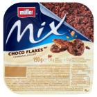 MULLER Mix Jogurt bananowy z czekoladowymi płatkami 150g