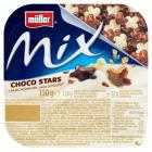 MULLER Mix Jogurt macadamia z czekoladowymi gwiazdkami 150g