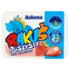 BAKOMA BAKUŚ Serek puszysty o smaku truskawkowym 90g