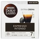 NESCAFÉ Dolce Gusto Espresso Intenso Kawa w kapsułkach (16x8g) 128g