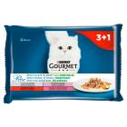 GOURMET Perle Pokarm dla kotów - Exotic Mini Fileciki 4x85g (saszetki) 340g