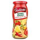 PUDLISZKI Sos słodko-kwaśny pikantny 500g