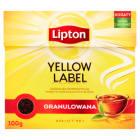 LIPTON Yellow Label Herbata granulowana CTC 100g