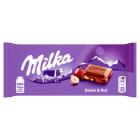 MILKA Czekolada mleczna Raisin&Nut 100g