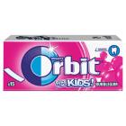 ORBIT Dla dzieci Guma do żucia 15 listków 39g