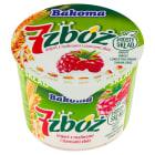 BAKOMA 7 zbóż Jogurt z malinami i ziarnami zbóż 300g