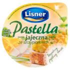 LISNER Pastella Pasta kanapkowa jajeczna ze szczypiorkiem 80g